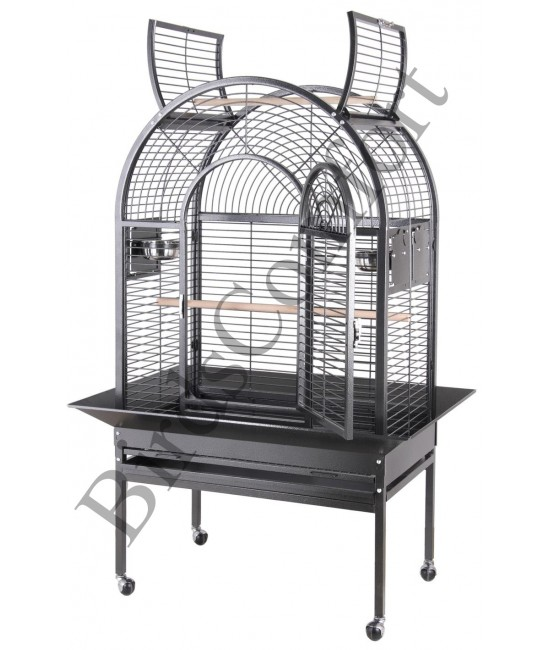 HQ Open Parrot Bird Cages 34x21