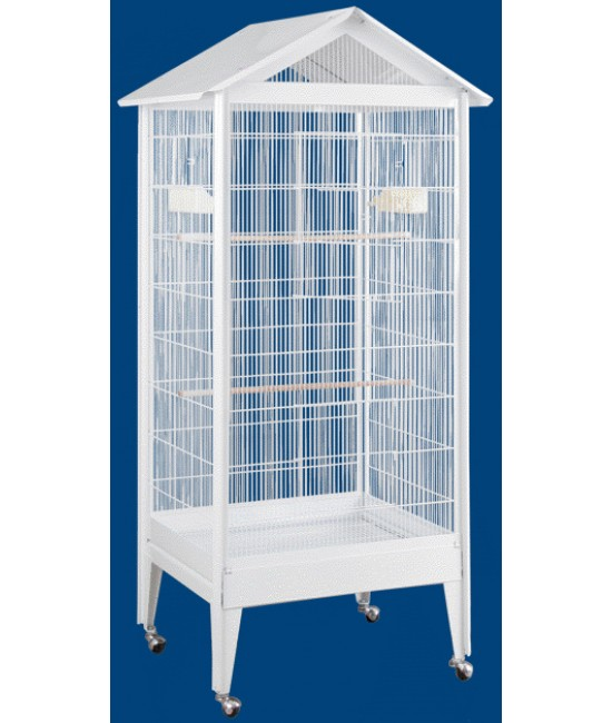HQ Small Bird Aviary Cage 26x22