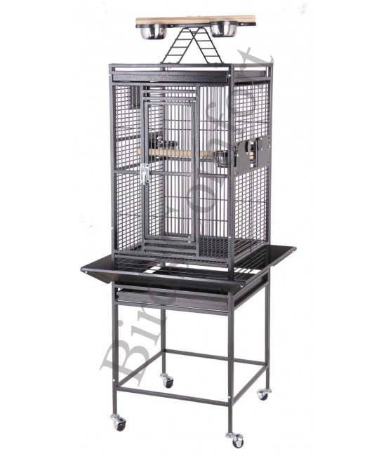 HQ Small Play Top Bird Cage 18x18