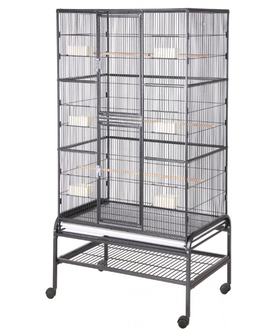 HQ Tall  Flight Bird Cage 32x21