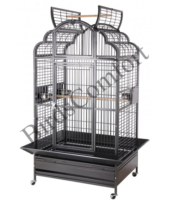 HQ Victorian Scalloped Bird Cages 36x28