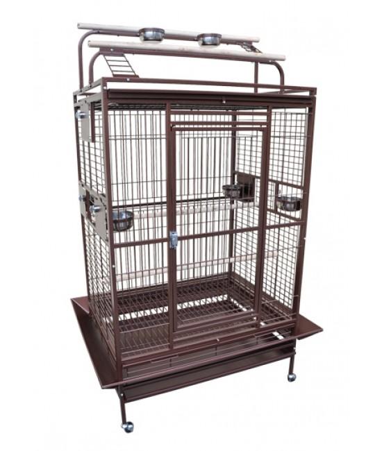 Play Top Large Bird Cage 40x30