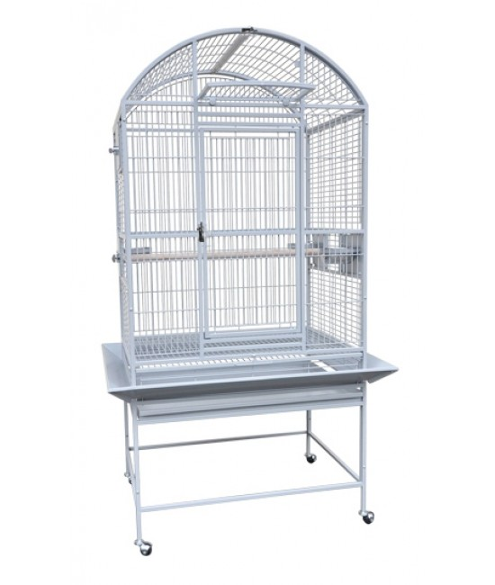 Dometop Parrot Bird Cage 32x23
