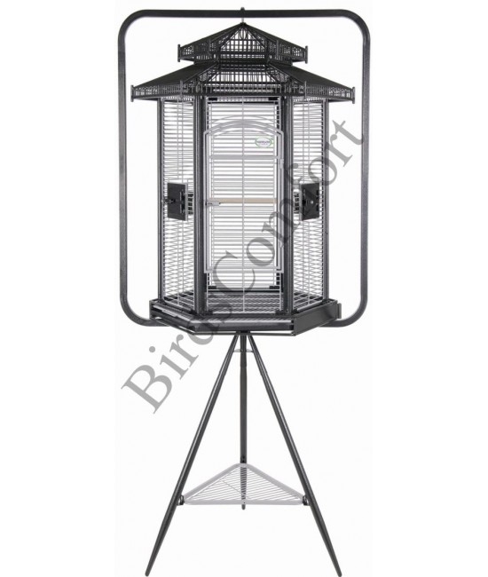 Marvelous Pavilion Deluxe Bird Cage