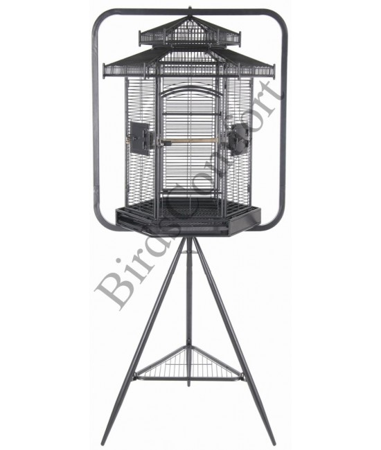 Marvelous Pavilion Bird Cage