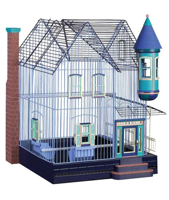 Victorian FeatherStone Heights Cage