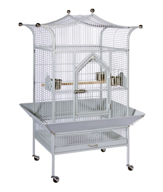 Medium Royalty Pagoda Bird Cage