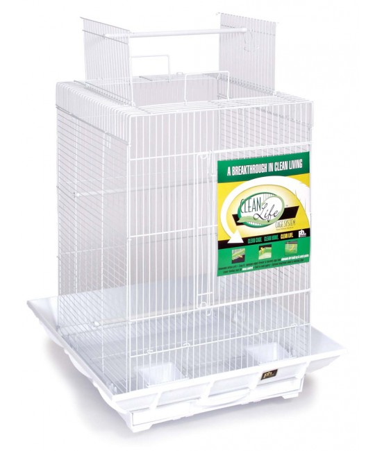 PPC851 Clean Life Playtop Bird Cage