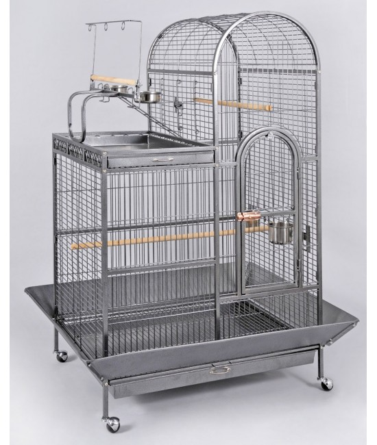 Double Roof Deluxe Prevue Pet Cage