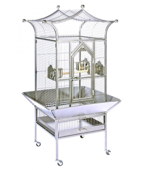 Pagoda Style Small Royalty Bird Cages