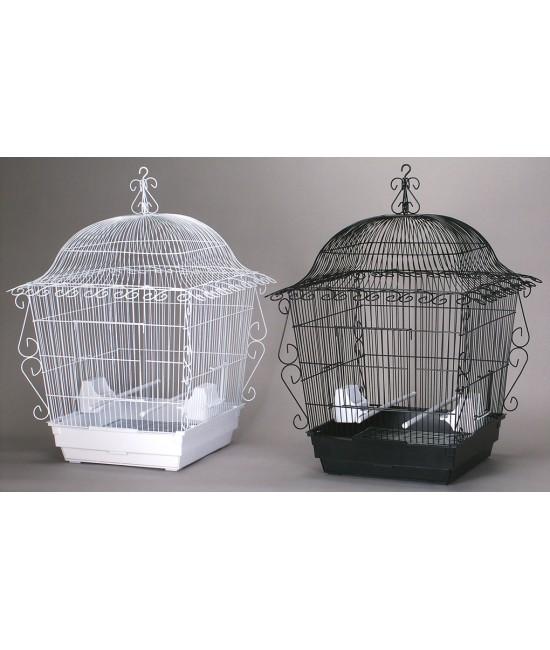 Scrollwork Bird Cage