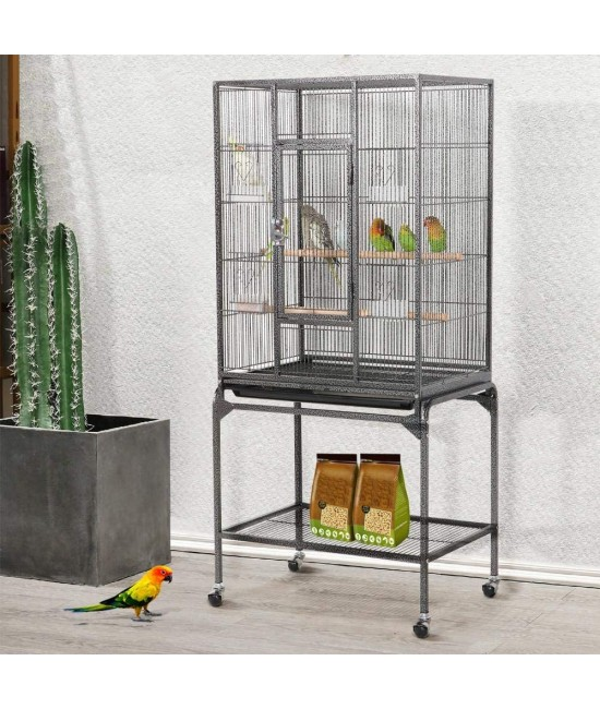 Economy Small Fligh Cage HOT Deal Black