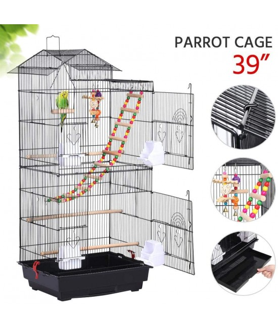 Large Canary House Proof Cages