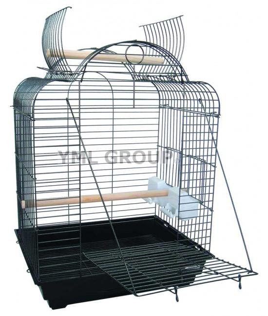 Open Dome Top Bird Cage