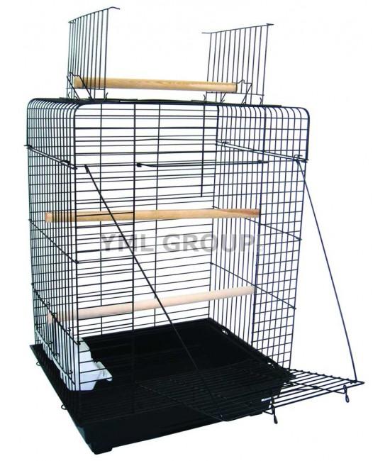 Open Play Top Bird Cage