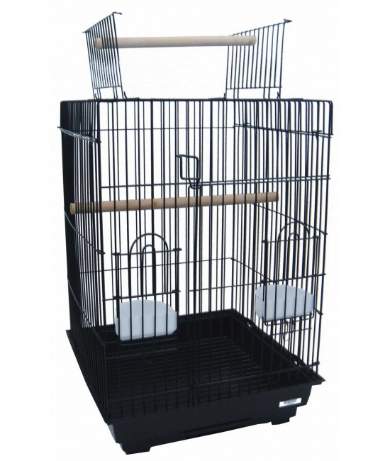 Open Top Small Bird Cage