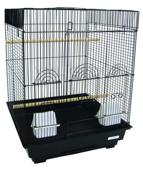 Small Flat Top Bird Cage