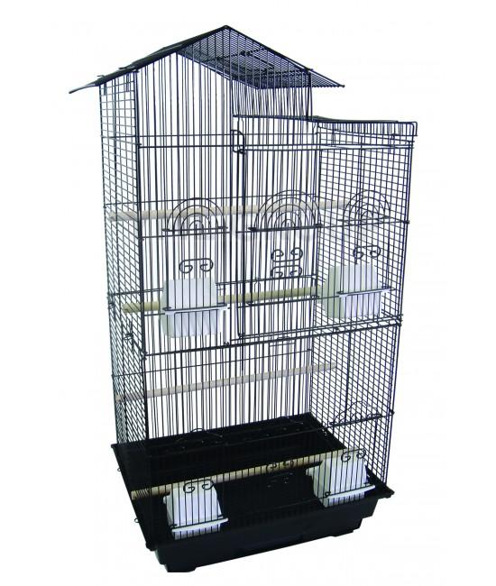Small Villa Top Bird Cage