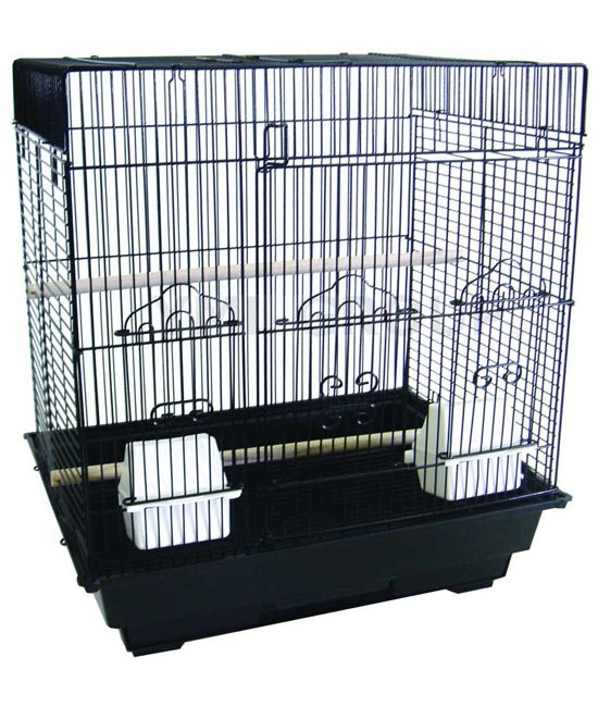 Square Top Small Bird Cage