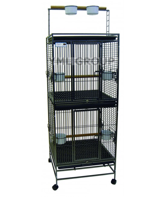 Stackable Bird Cage