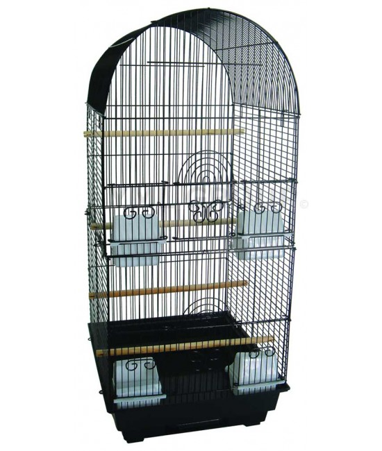 Tall Round Bird Cage