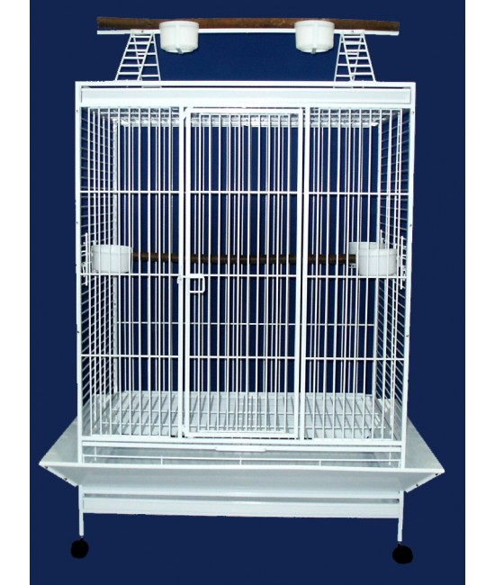 Wrought Iron Parrot Bird Cage