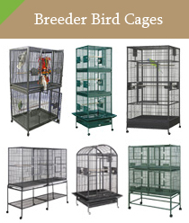 Breeder Bird Cages