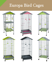 Europa Bird Cages