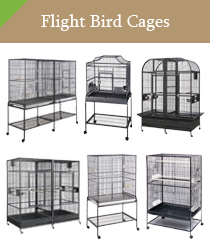 Flight Bird Cages