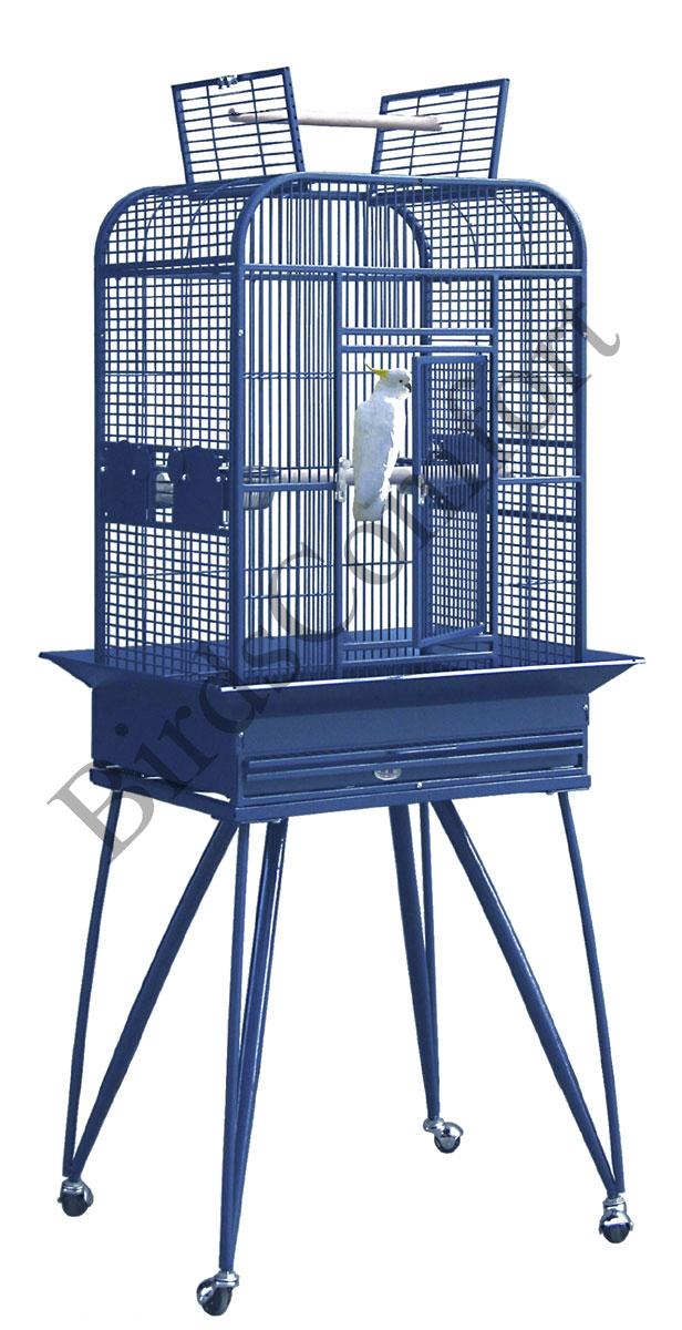 Hq Open Small Bird Cage 22x17 By Birdscomfort Com