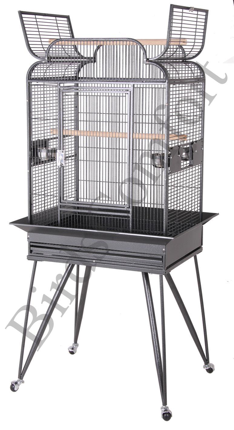 Open Top Bird Cages Presented By Birdscomfort Com