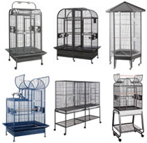 HQ Bird Cages