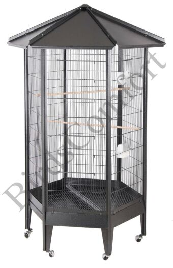 HQ Large Parrot Aviary Cage
