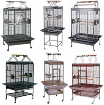 Play Top Bird Cages