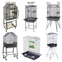Small Bird Cages