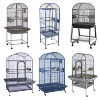 Solid Top Bird Cages